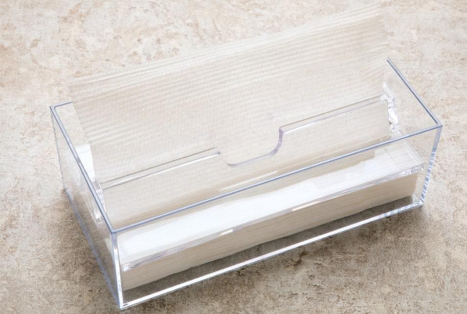 ペーパータオルと一緒に用意したいペーパーホルダー・ペーパーケースを紹介